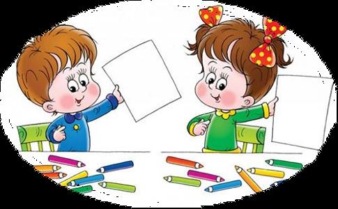 картинки творчество дети